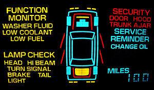 Driver Information Center
