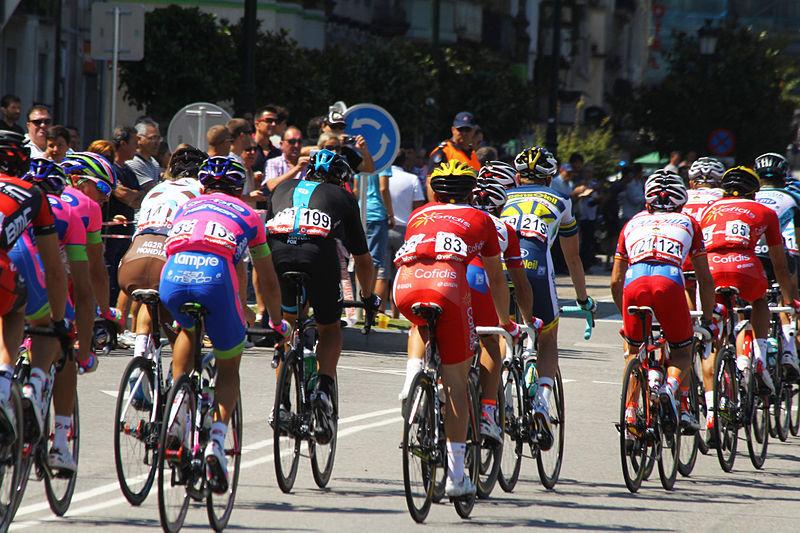 Nuestros dispositivos de localización dan soporte a la VUELTA ciclista a España