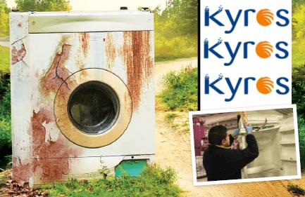La tecnología de localización de Deimos LBS destapa el fraude en el reciclado de electrodomésticos
