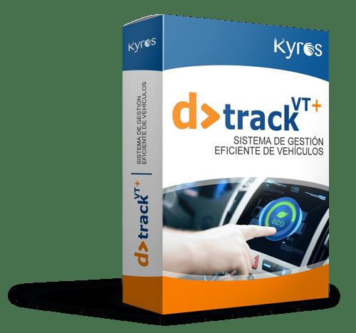 Kyros D>TRACK VT+ | Sistema de gestión eficiente de vehículos