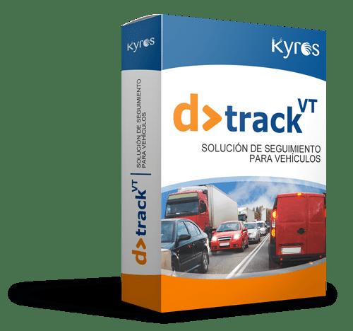 Kyros D>TRACK VT | Solución de seguimiento para vehículos