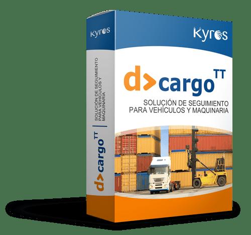 Kyros D>CARGO TT | Solución de seguimiento para vehículos y maquinaria