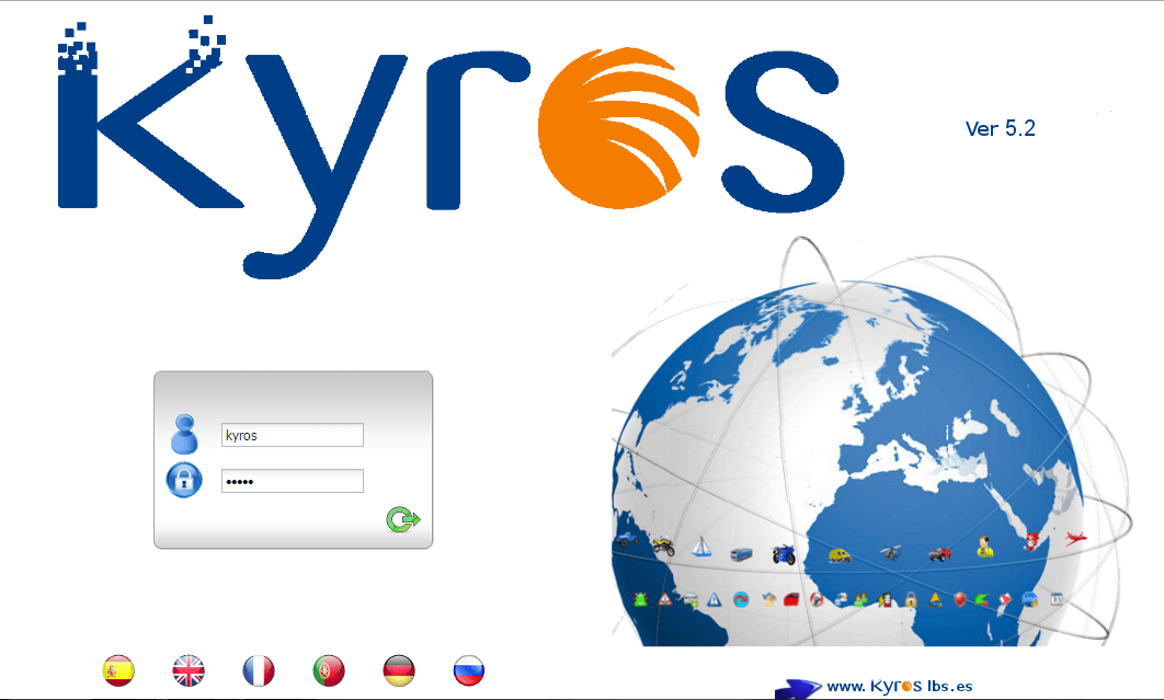 Kyros ayuda a los Cuerpos de Seguridad del Estado
