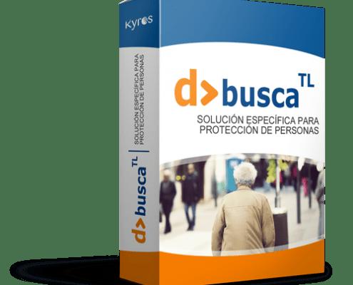 Kyros D>BUSCA TL  Solución específica para protección de personas