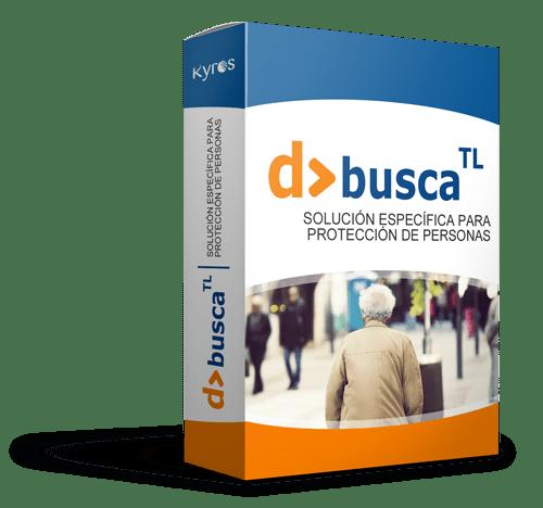 Kyros D>BUSCA TL |Solución específica para protección de personas