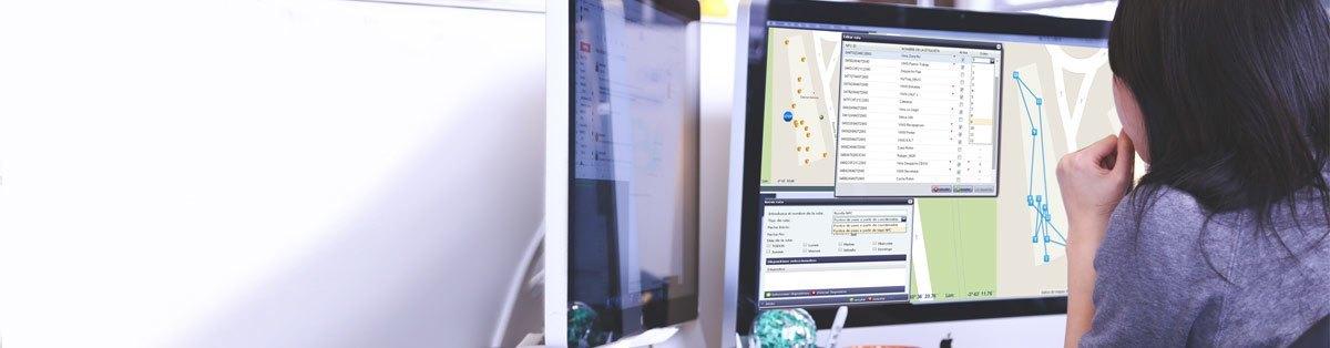 Telemática dispositivos personales. Kyros 6.0 servicios Localización