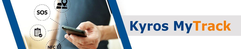 Kyros MyTrack | App Localización y Gestión Tareas