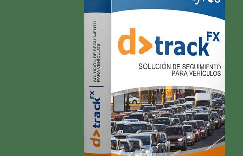 Kyros D>TRACK FX | Solución de seguimiento vehículos y maquinaria