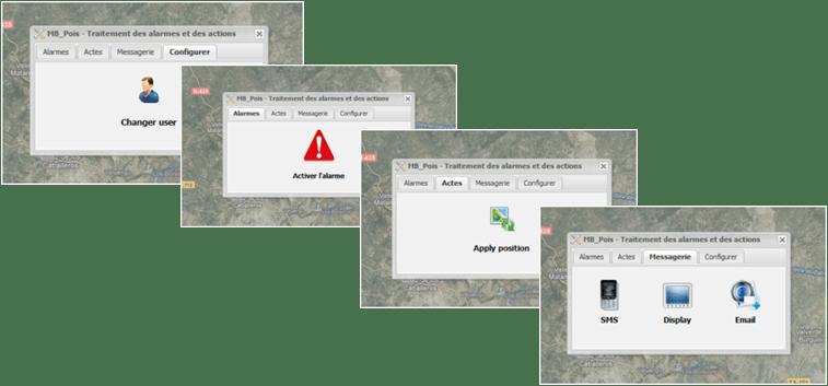 Configuración Alarmas Servicios Kyros